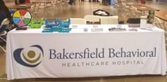 A smaller photo of Bakersfield Behavioral Healthcare Hospital booth