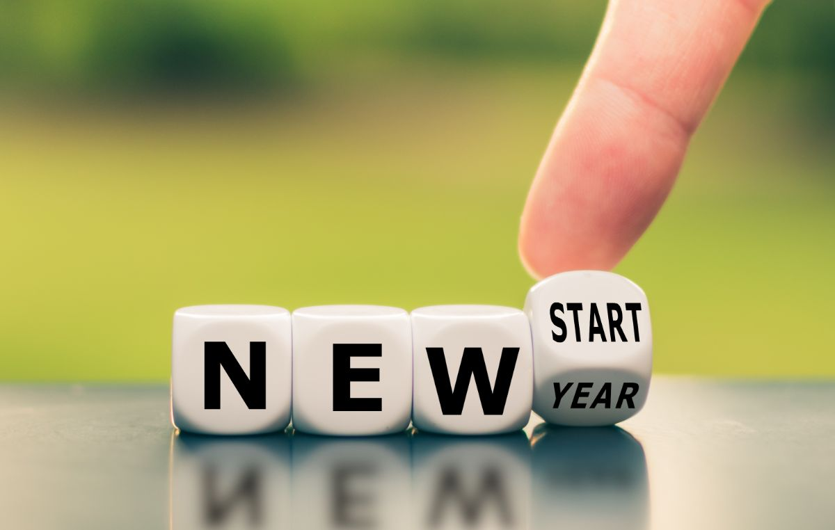 New Year Resolutions to Improve Your Mental Health